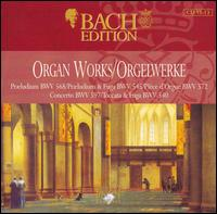 Bach: The Complete Organ Works Vol 3